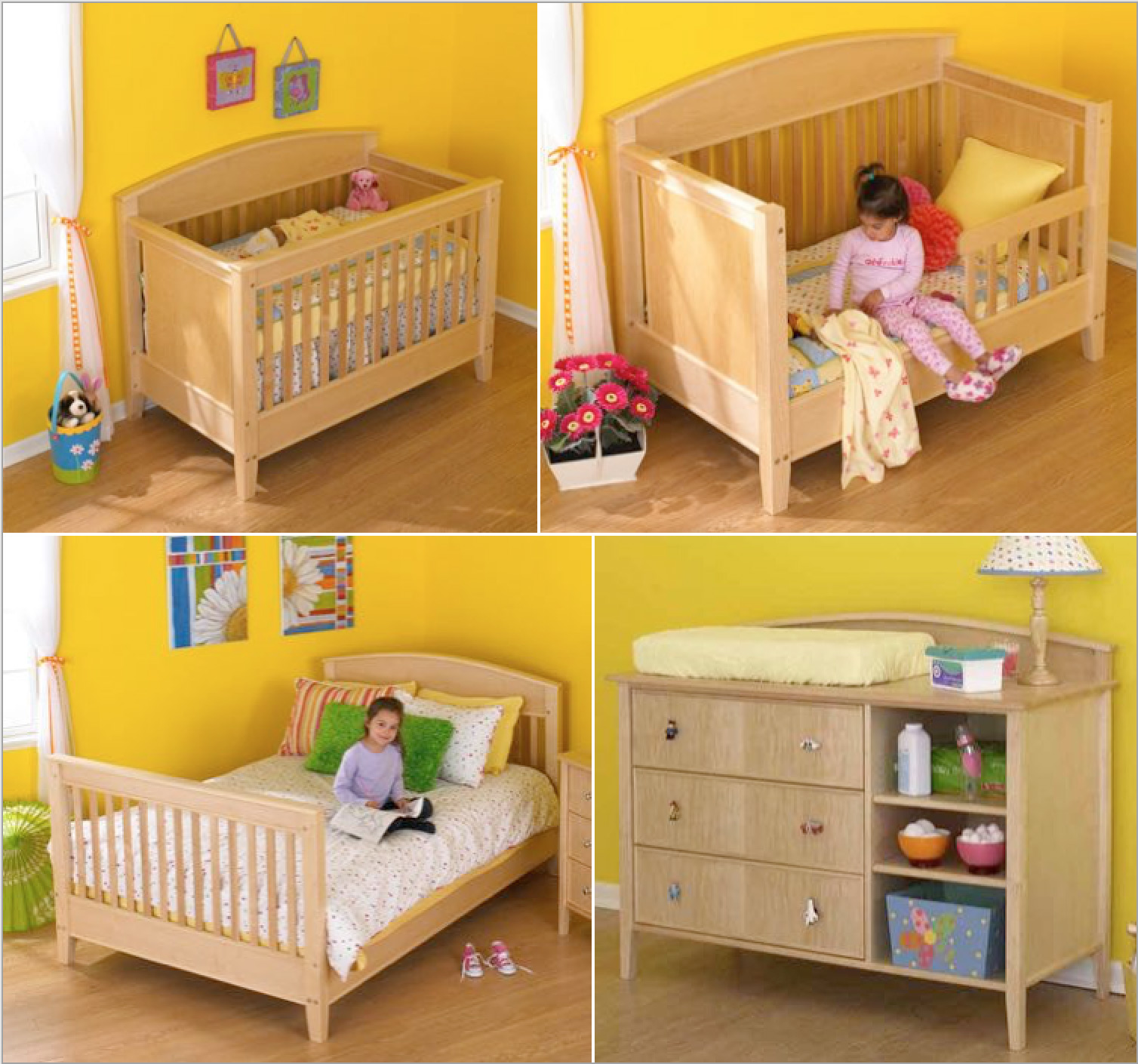 "Kids ""All Ages"" Bedroom Suite Super Bundle"
