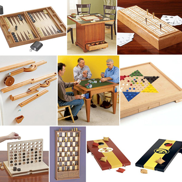 Wooden Game Super Bundle