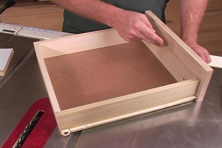 Build Super-Simple Drawers Woodworking Plan, Techniques Videos