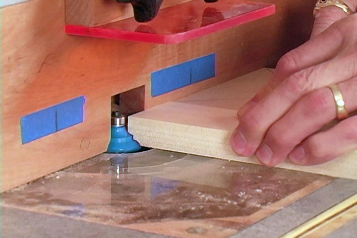 Getting the Most From Your Router Table Woodworking Plan, Tool Videos