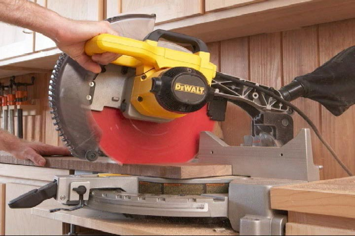 Mitersaw Basics Woodworking Plan, Tool Videos
