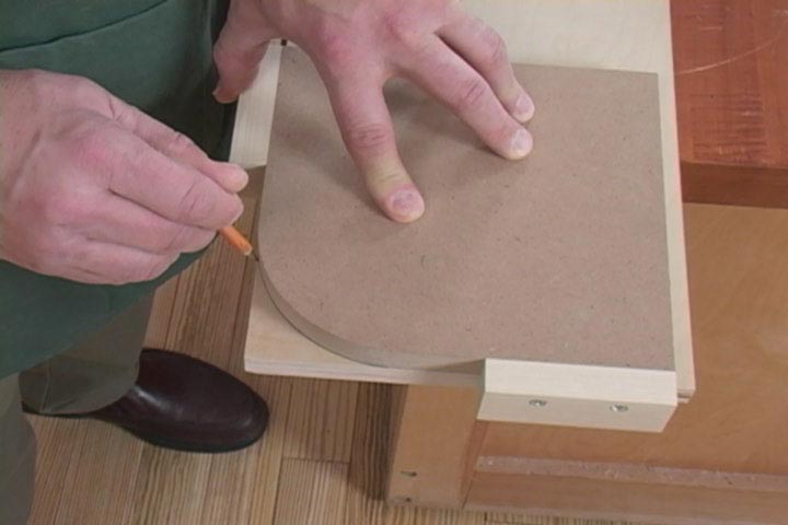 Rout Round Corners Woodworking Plan, Techniques Videos