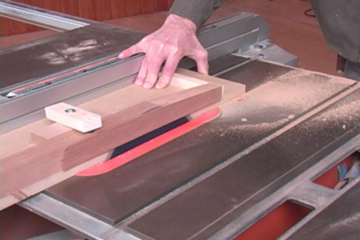 Easy Taper Jig Woodworking Plan, Project Videos