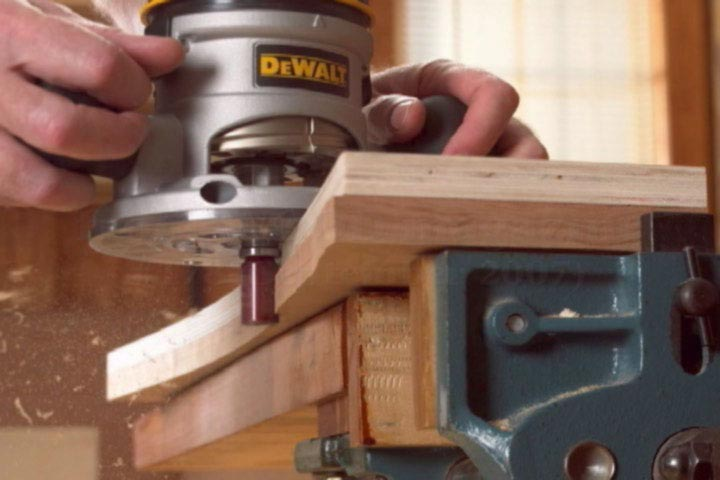 Template Routing Woodworking Plan, Techniques Videos