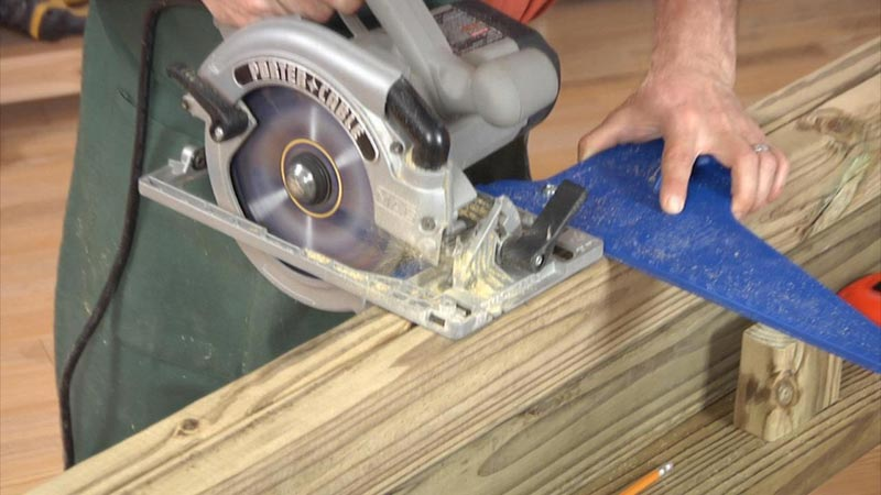 Circular Saw Joinery Woodworking Plan, Techniques Videos