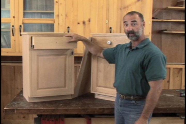 Cabinet Making Techniques Vol. 2 Woodworking Plan, Techniques Videos