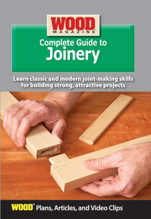 Complete Guide to Joinery