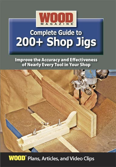 Complete Guide to 200+ Shop Jigs