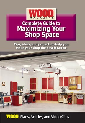 Complete Guide to Maximizing Your Shop Space