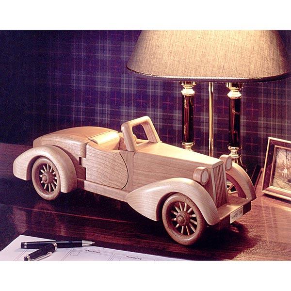 "Auburn ""Boattail"" Speedster Woodworking Plan, Toys & Kids Furniture"