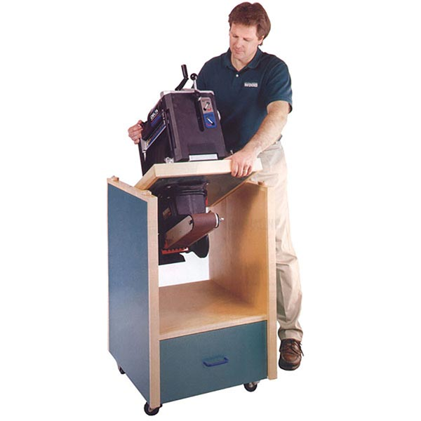 Swivel-Topped Tool Cabinet Woodworking Plan, Workshop & Jigs Tool Bases & Stands