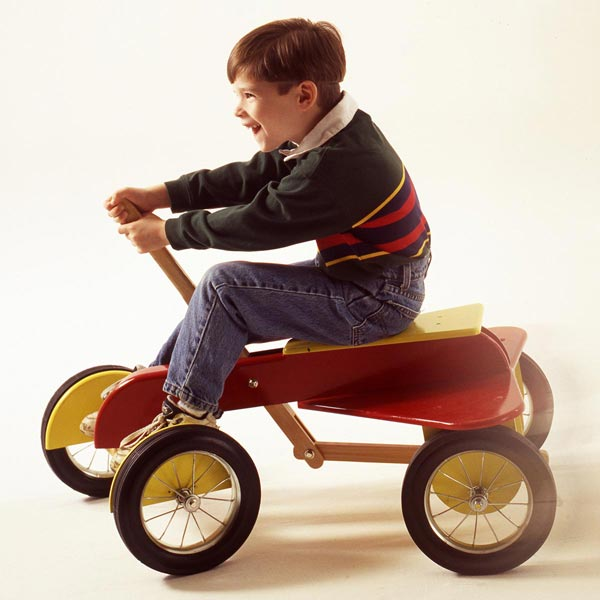Sidewalk Speedster Woodworking Plan, Toys & Kids Furniture