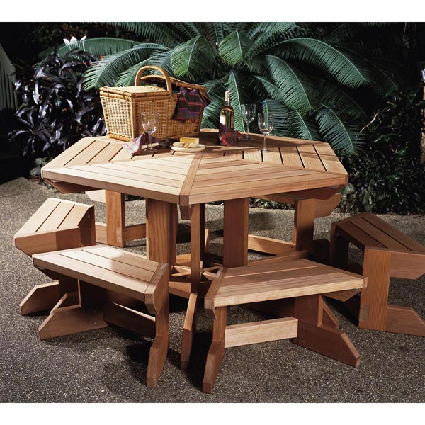 Picnic Table Suite