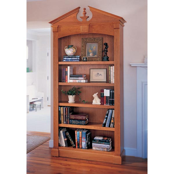 Federal Bookcase