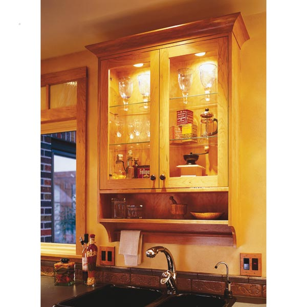 Adaptive Display Cabinet