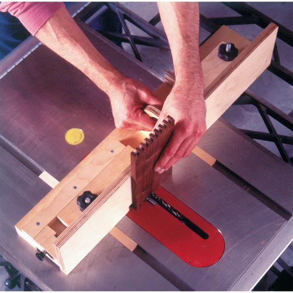 Box-Joint Jig