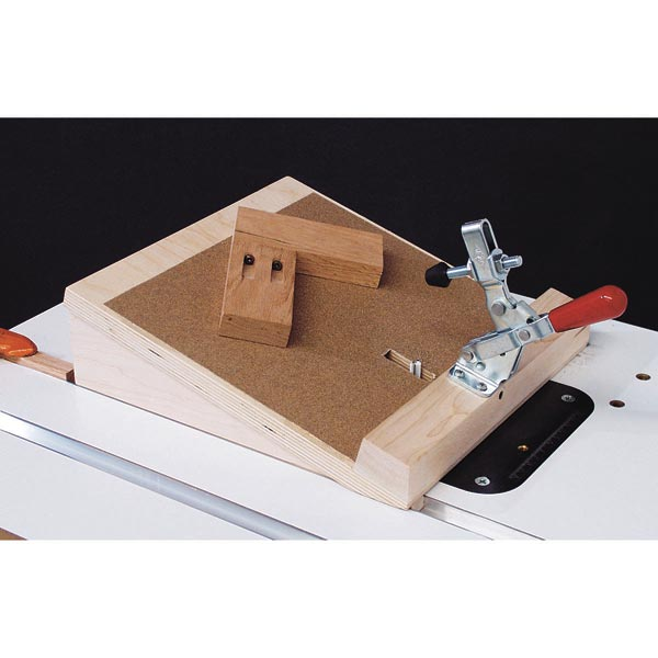 Pocket-Hole Routing Jig