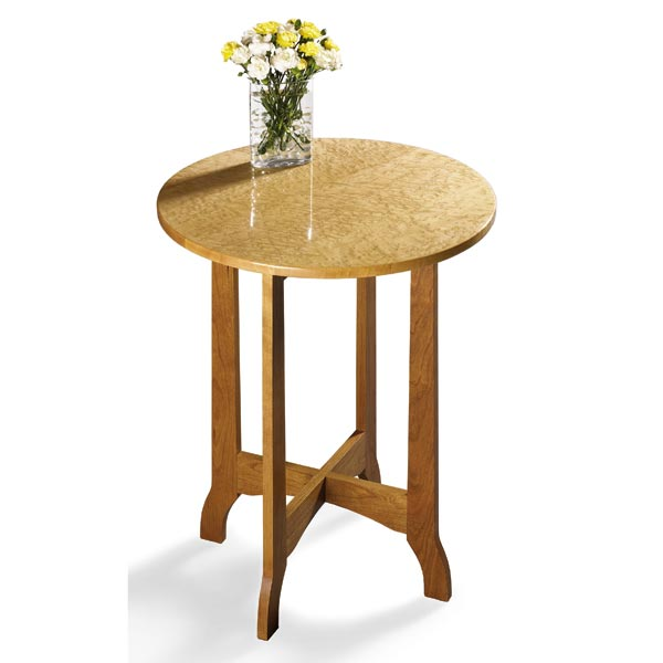 Occasional Table Woodworking Plan, Furniture Tables