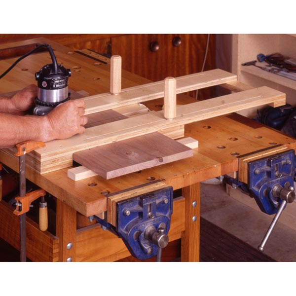 Right-On Dado Jig Woodworking Plan, Workshop & Jigs Jigs & Fixtures
