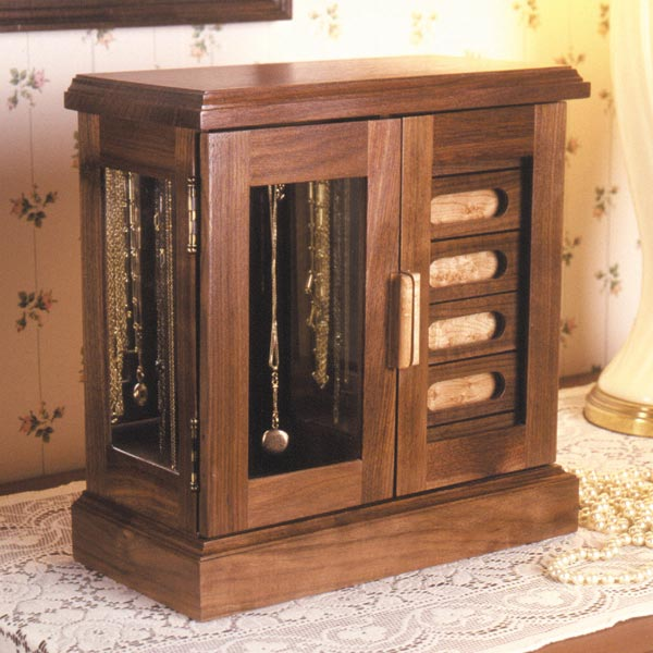 Jewelry Box Woodworking Plan, Gifts & Decorations Boxes & Baskets
