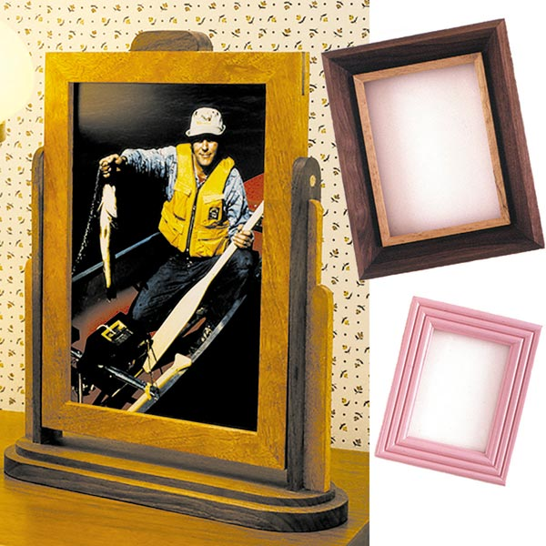 Three Fun Frames Woodworking Plan, Gifts & Decorations Picture Frames