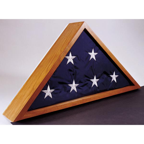 Flag Case Woodworking Plan, Gifts & Decorations Boxes & Baskets