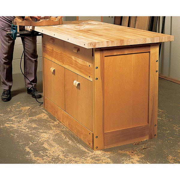 Labor-of-Love Workbench