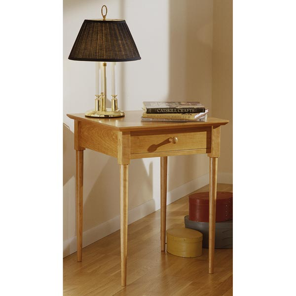 Easy and Elegant Shaker-Style Nightstand