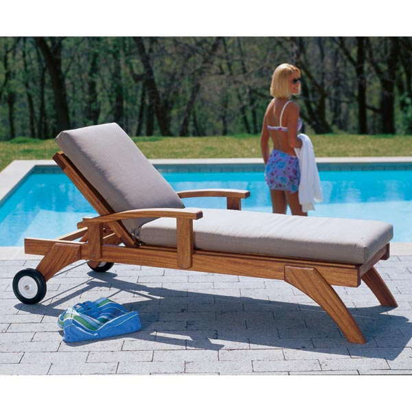 Lazy-Days Chaise Chair