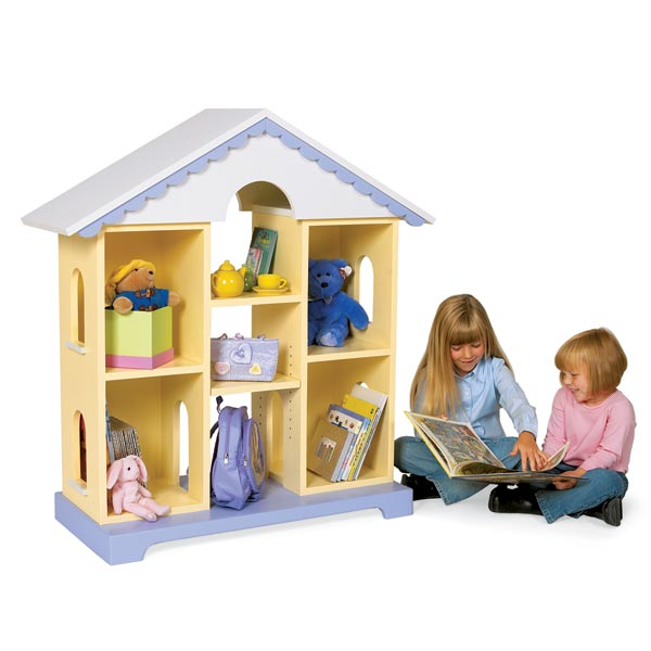 Storybook Storage Woodworking Plan, Toys & Kids Furniture