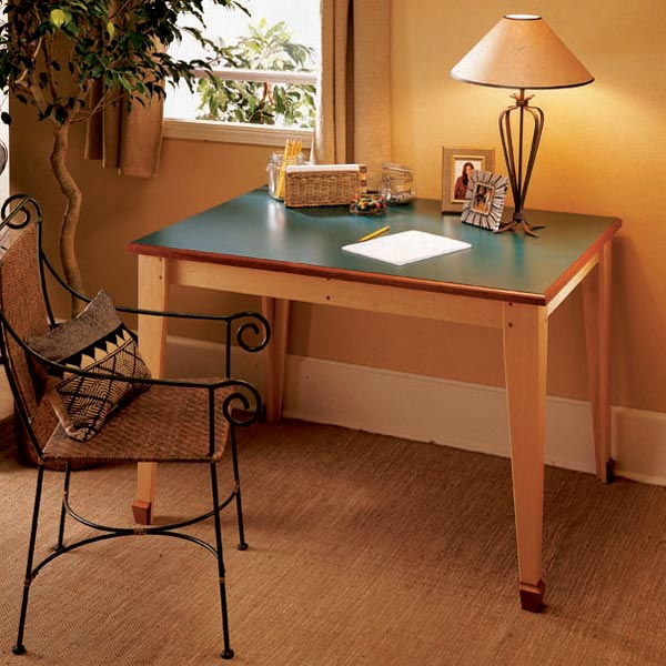 All-around table Woodworking Plan, Furniture Tables