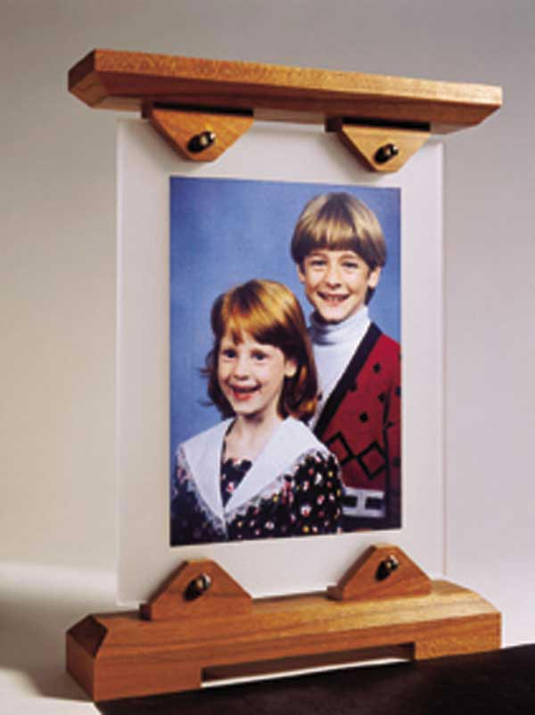 Photo Frame Woodworking Plan, Gifts & Decorations Picture Frames