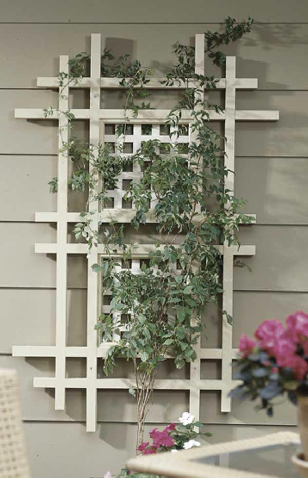 One terrific trellis Woodworking Plan, Outdoor Backyard Structures