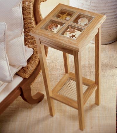 Dashing and adaptable display stand table
