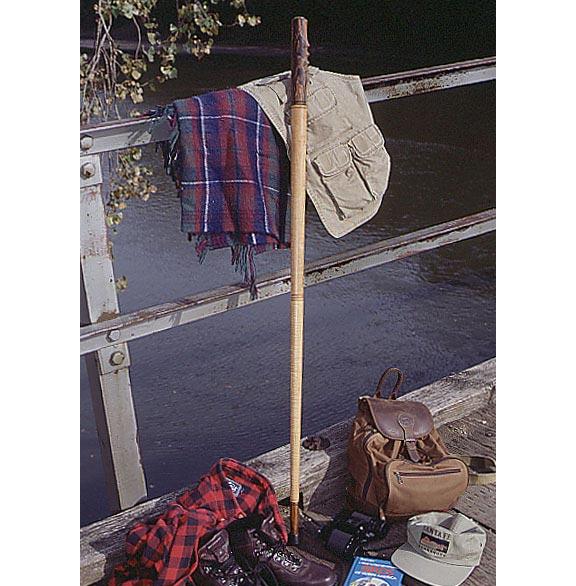 Woodturner's Walking Stick Woodworking Plan, Outdoor Outdoor Accessories