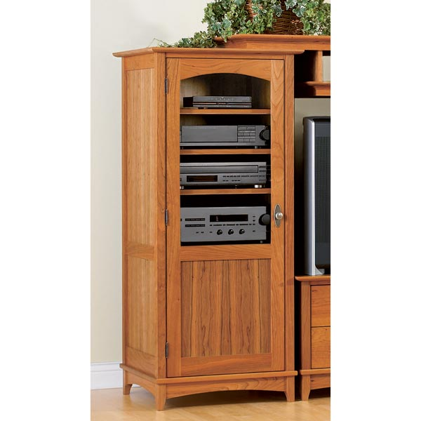 Entertainment center tower cabinet Woodworking Plan, Furniture Entertainment Centers