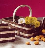 A Tisket, A Tasket, Scrollsaw a Basket