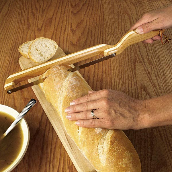 Slice and Serve Bread Knife Plan