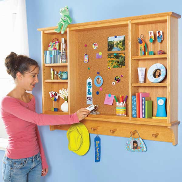 Showcase for kids Woodworking Plan, Toys & Kids Furniture Furniture Bookcases & Shelving