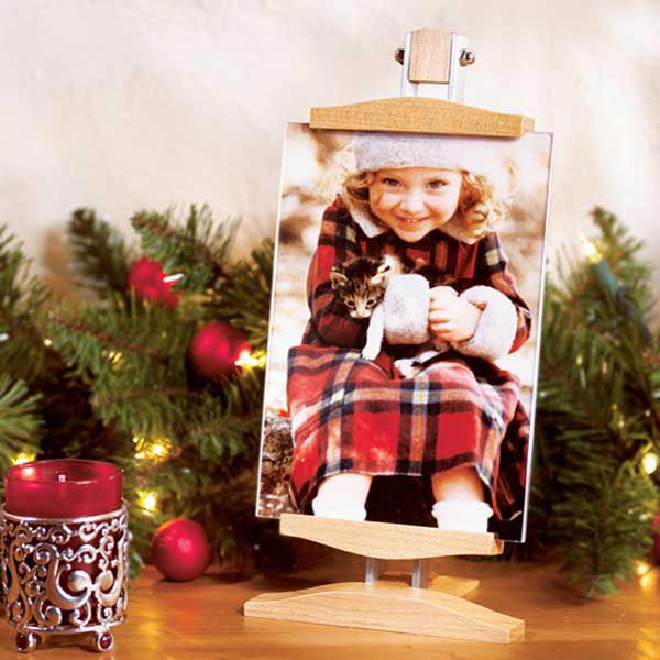 Photo-display Easel