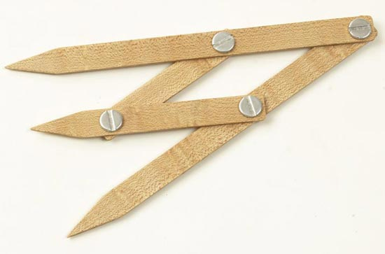 Fibonacci Gauge and How to Use It Woodworking Plan, Workshop & Jigs Hand Tools Workshop & Jigs $2 Shop Plans