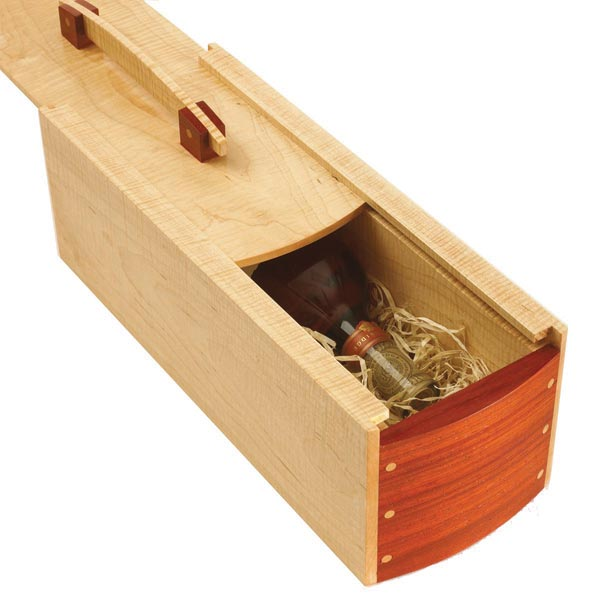 Gift Perfect Wine Box Woodworking Plan From Wood Magazine
