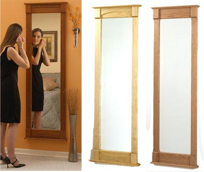 Full-Length Wall Mirror