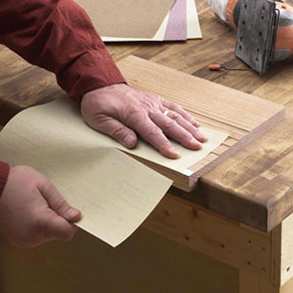 Sandpaper Cutter