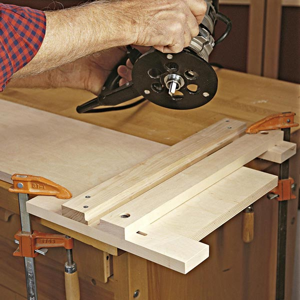 Extra-Width Dado Jig Woodworking Plan, Workshop & Jigs Jigs & Fixtures Workshop & Jigs $2 Shop Plans