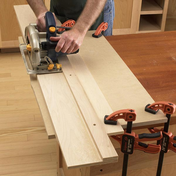 Zero-Clearance Cutoff Guide Woodworking Plan, Workshop & Jigs Jigs & Fixtures Workshop & Jigs $2 Shop Plans