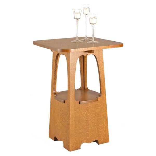 Limbert-style Arts & Crafts Table