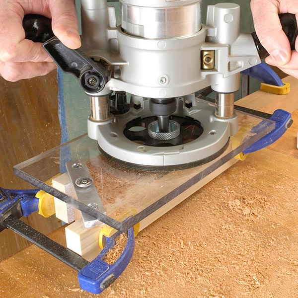 Get the Most from your Plunge Router