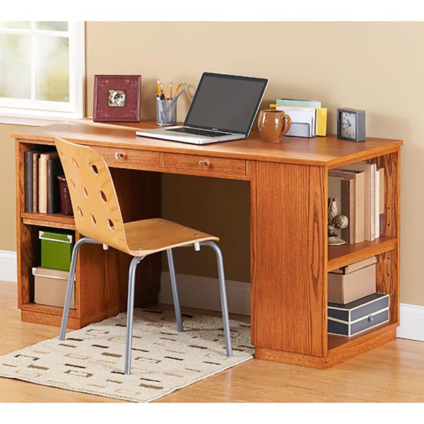 Build-to-Suit Study Desk