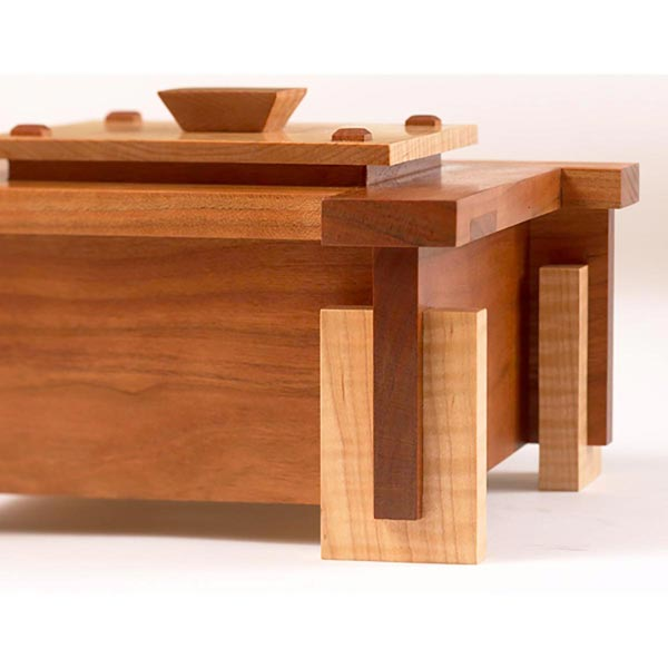 Architectural keepsake box woodworking plan from wood magazine for Architectural plan storage
